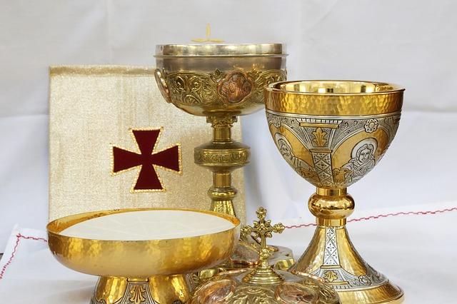 Eucharist at DCM